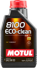 MOTUL 8100 Eco-clean 5W-30 C2